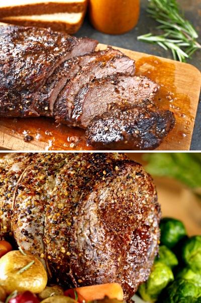 Roast Beef Duo